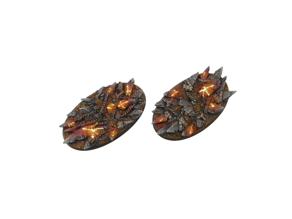 Chaos Bases, Oval 90mm (2)