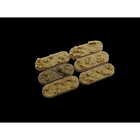 Ancient Bases, Bike 25x70mm (4)