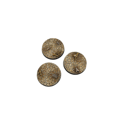 Wasteland Bases, Round 50mm (2)