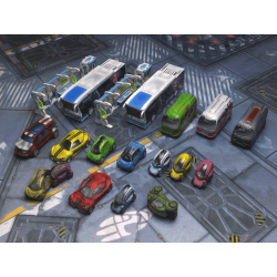 Traffic Jam bundle