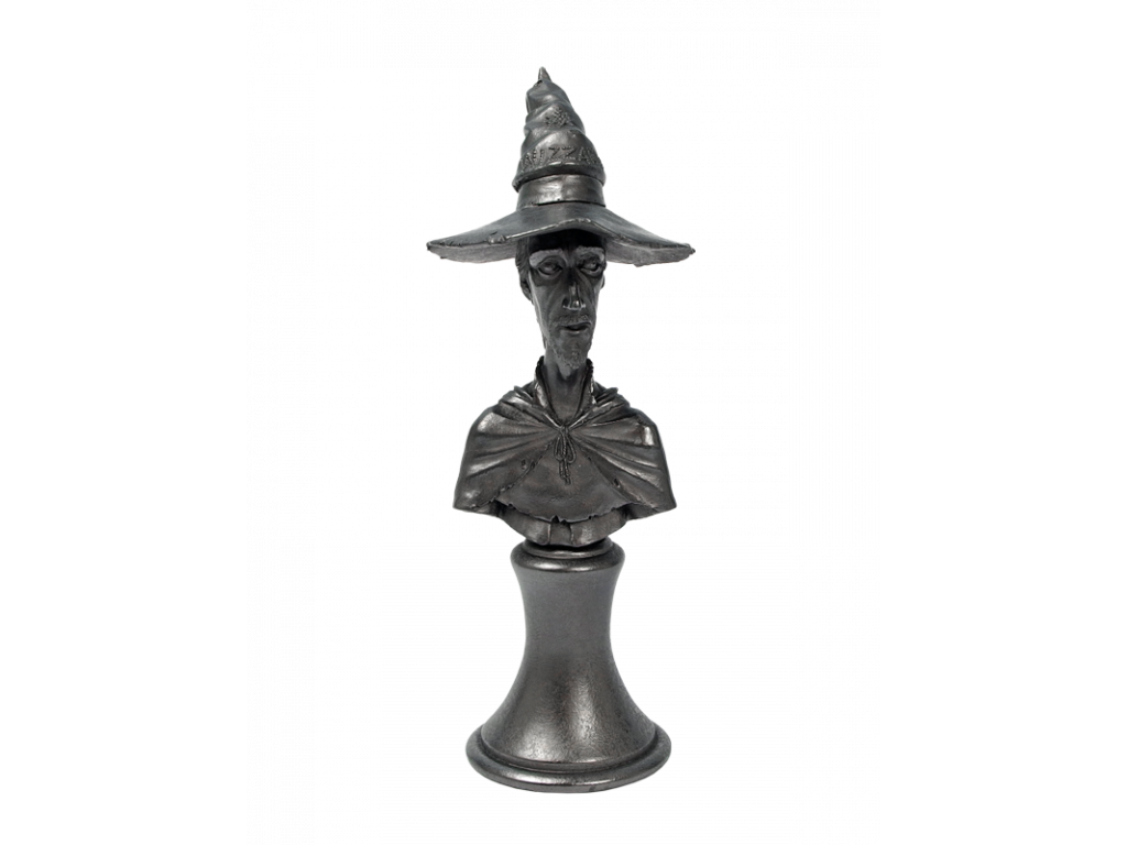 Discworld Rincewind Bust METALLIZED (1)