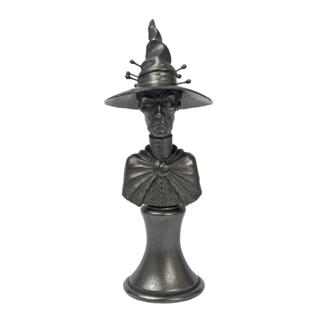 Discworld Esme Weatherwax Bust METALLIZED (1)