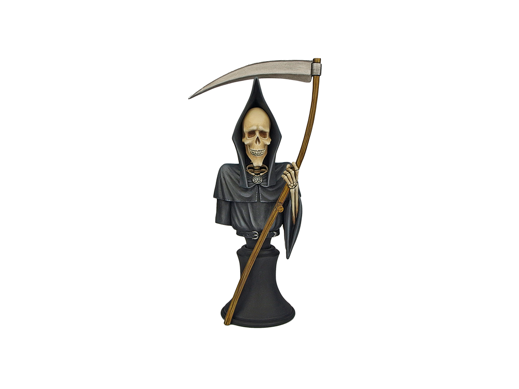 Discworld Death Bust UNPAINTED (1)
