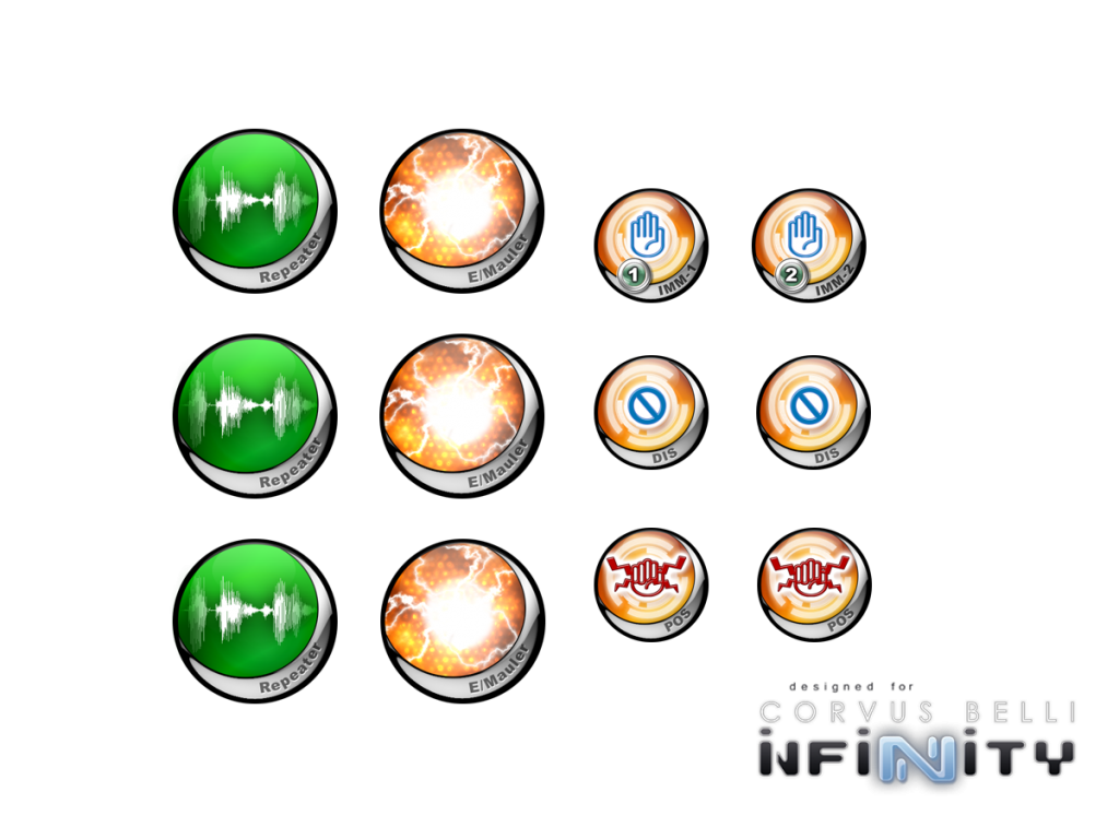 Infinity Tokens Deployables ver. 3 (12)