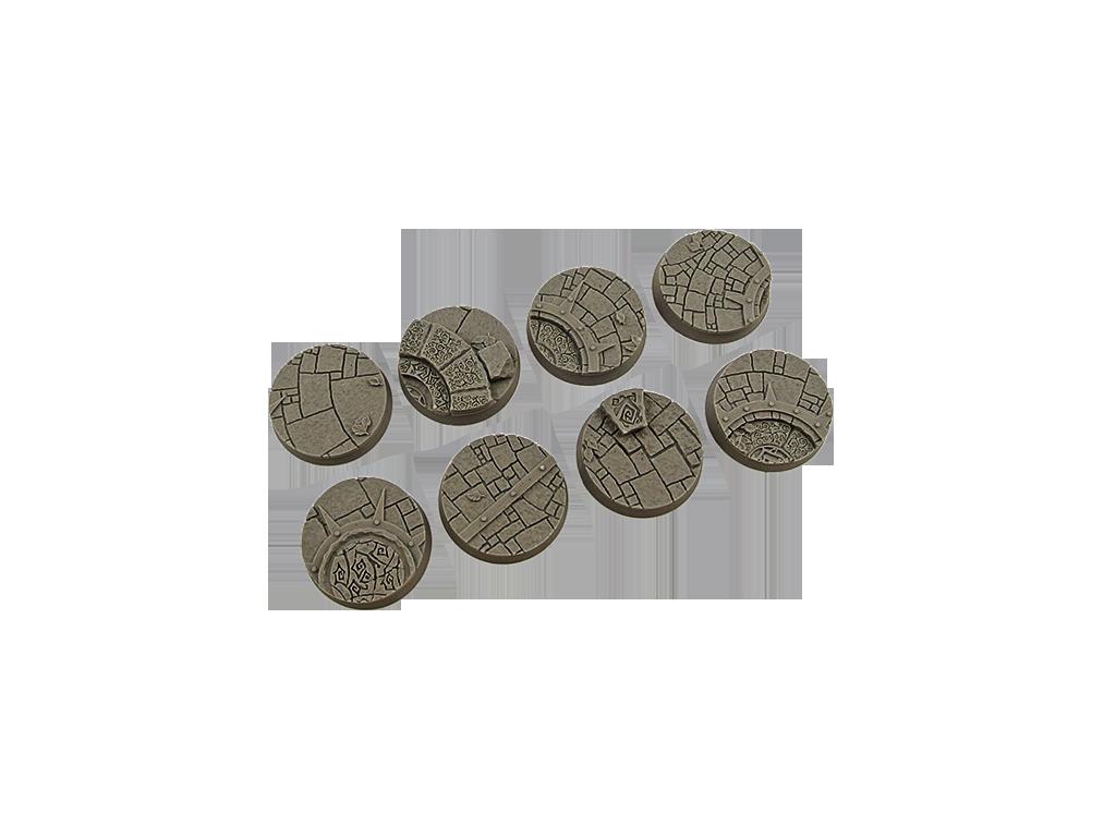 Arcane Bases, Round 32mm (4)