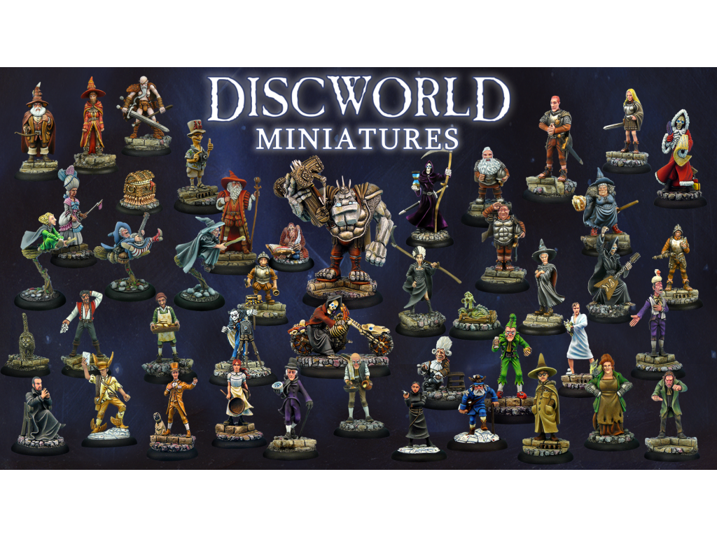 Discworld Collectors Set