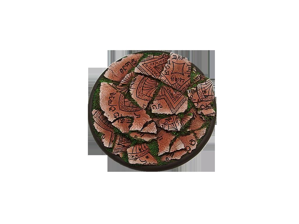 Shrine Bases, WRound 120mm (1)