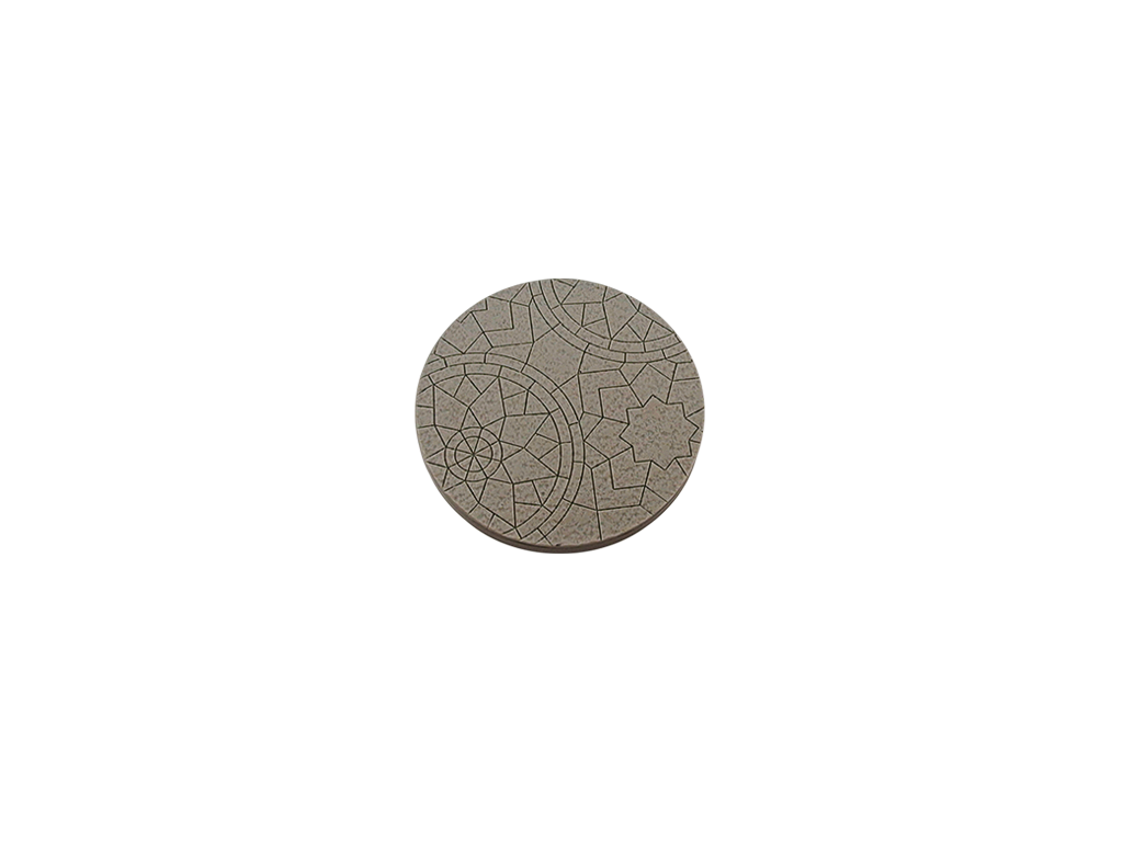 Mosaic Base, Round 70mm (1)