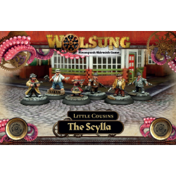 "Scylla Henchmen Box 1: ""Little Cousins"""
