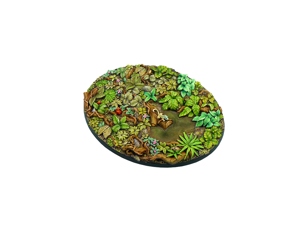 Jungle Bases, Ellipse 120mm (1)