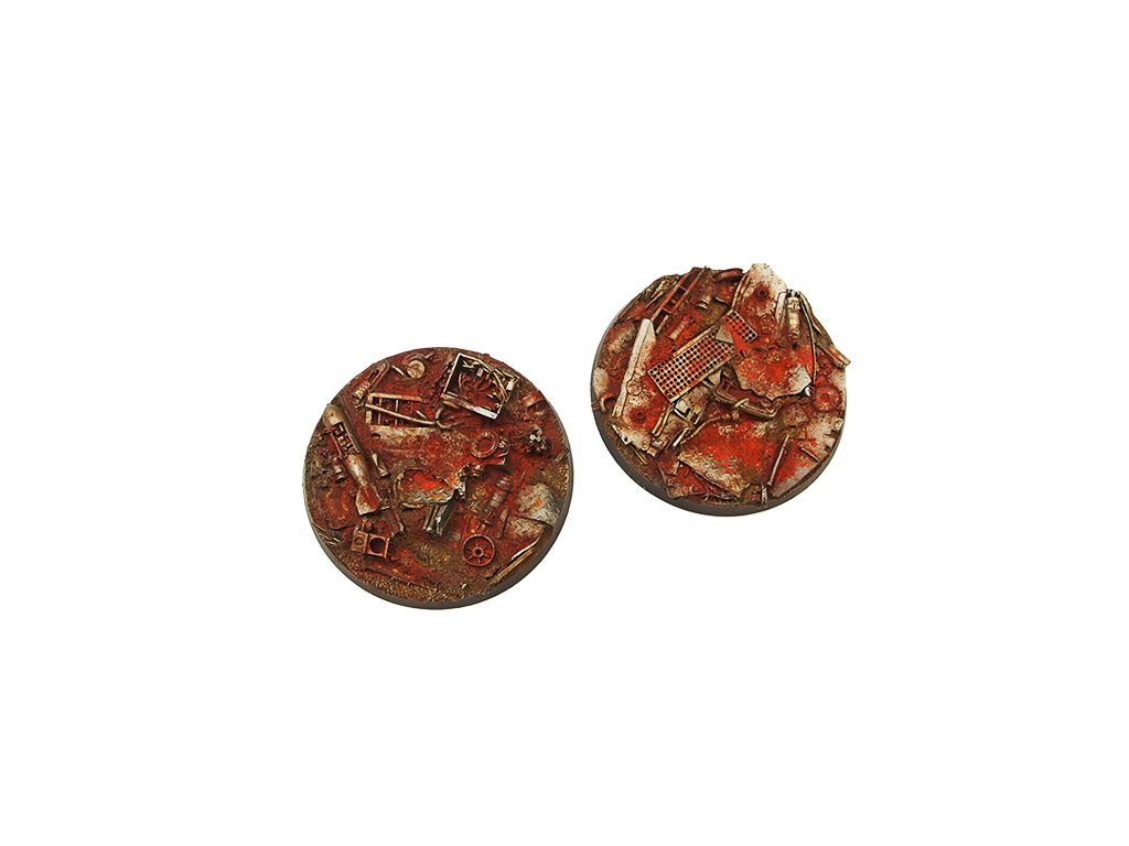 Scrapyard Bases, Round 60mm (1)