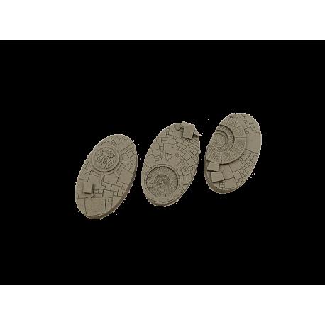 Arcane Bases, Oval 75mm (2)