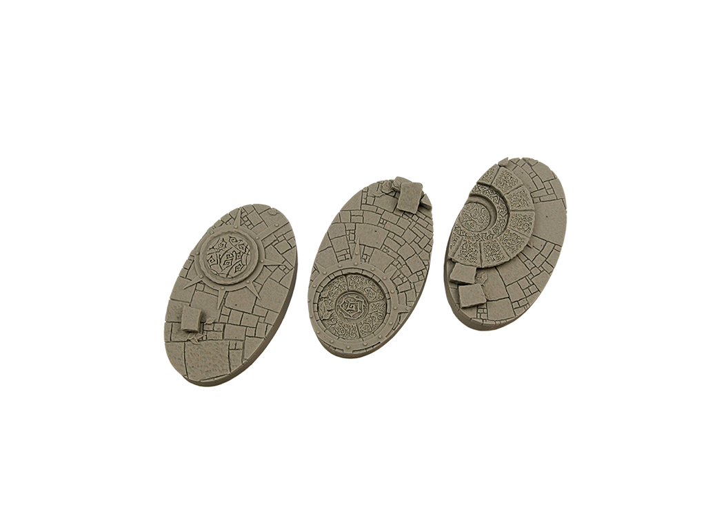 Arcane Bases, Oval 75mm (2)