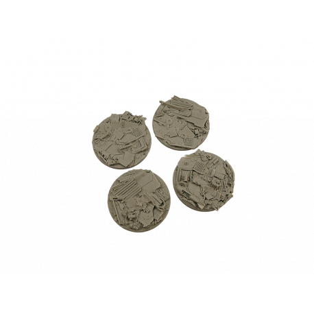 Scrapyard Bases, Round 55mm (1)