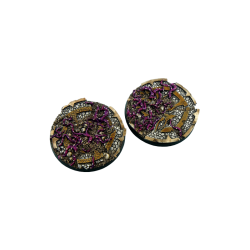 Dark Temple Bases, Round 60mm (1)