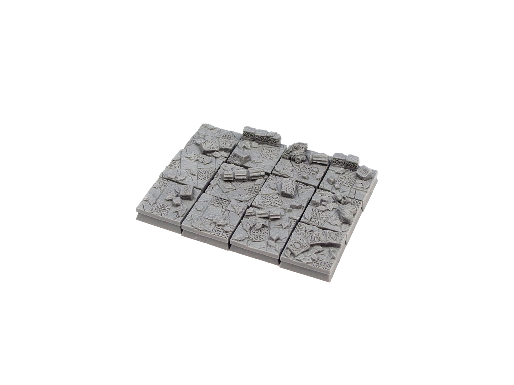 Ancient Bases, 20x20 (12)
