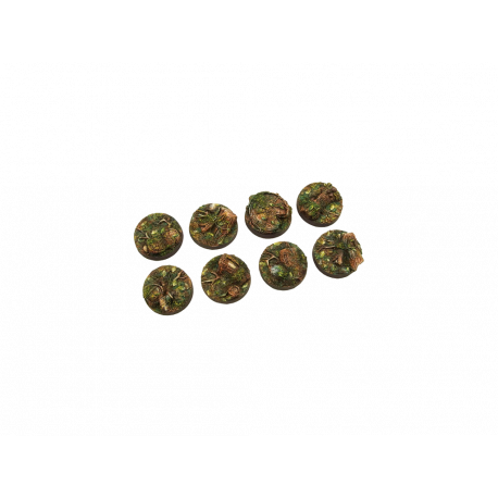 SWL Forest Bases 27mm Round (5)