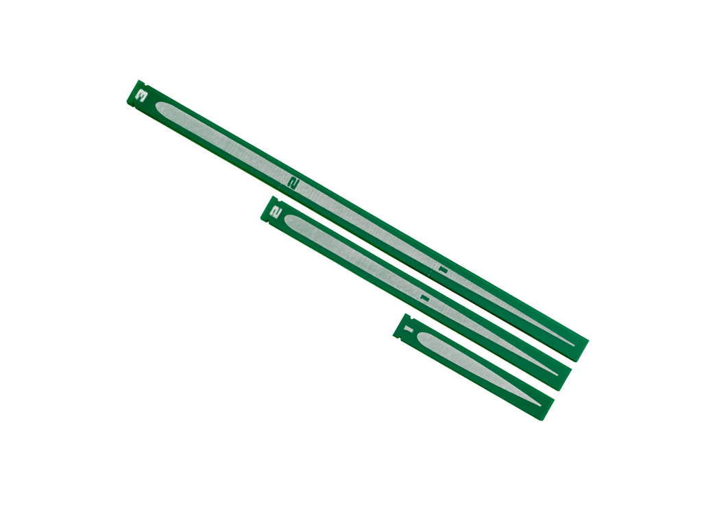 Space Fighter Range Rulers 2.0 - Emerald