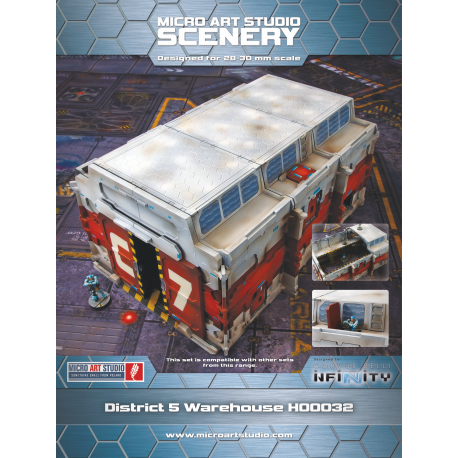 District 5 Warehouse Manual