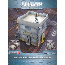 District 5 Guard House Manual