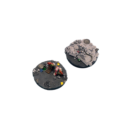 Urban Fight Bases, Round 60mm (1)