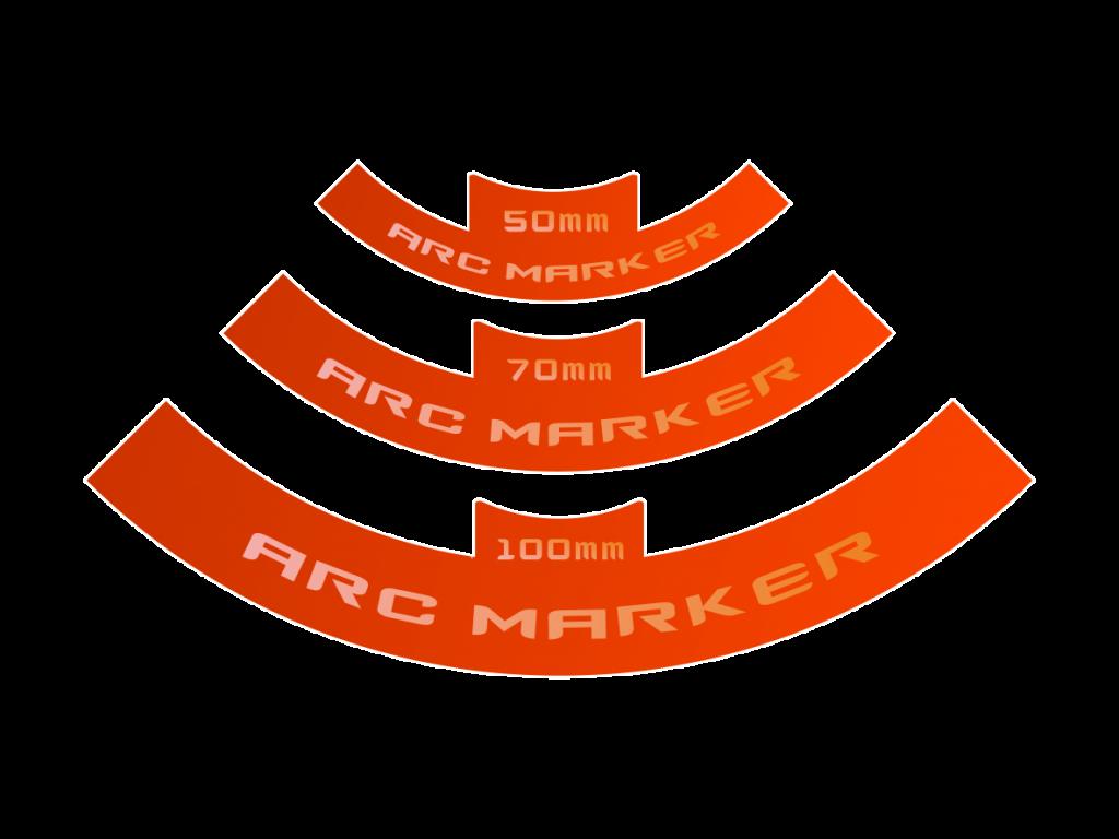 SWL LoF Arc Markers (3)