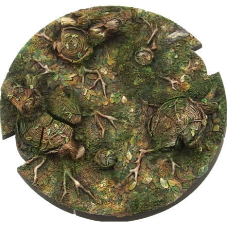 SWL Forest Bases 100mm Round (1)