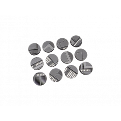 SWL Space Station Bases 27mm (12)