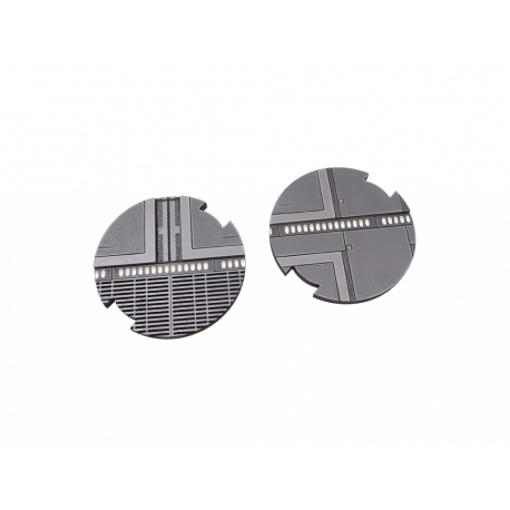 SWL Space Station Bases 70mm (2)