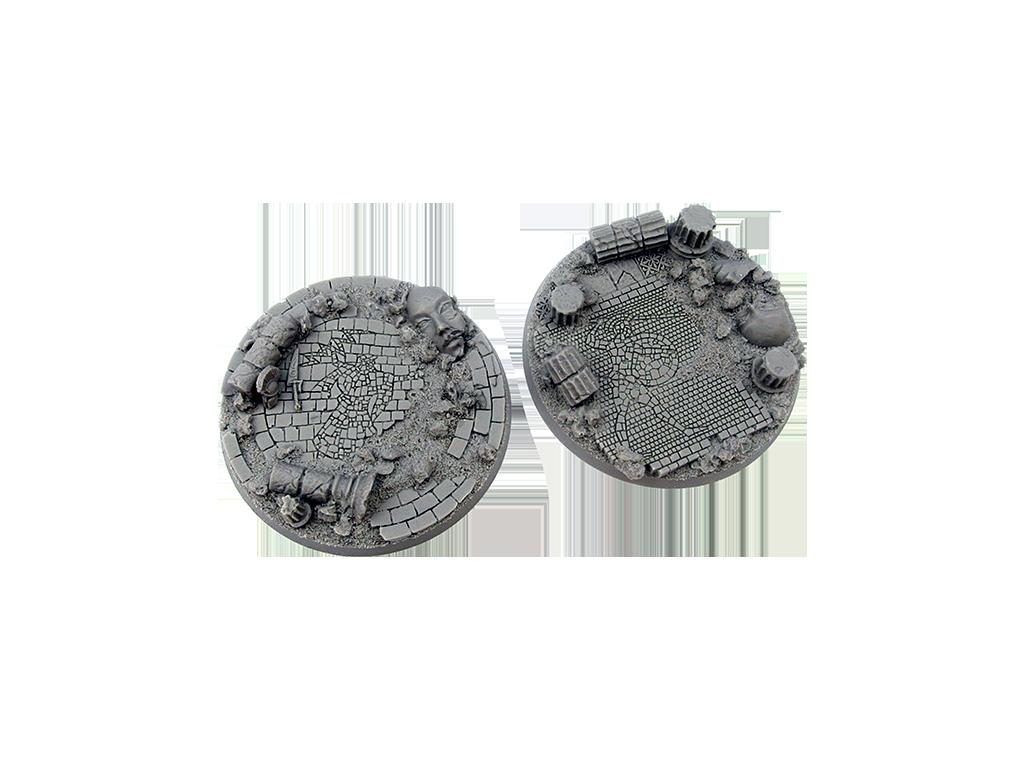 Halodyne Bases, Round 50mm (2)