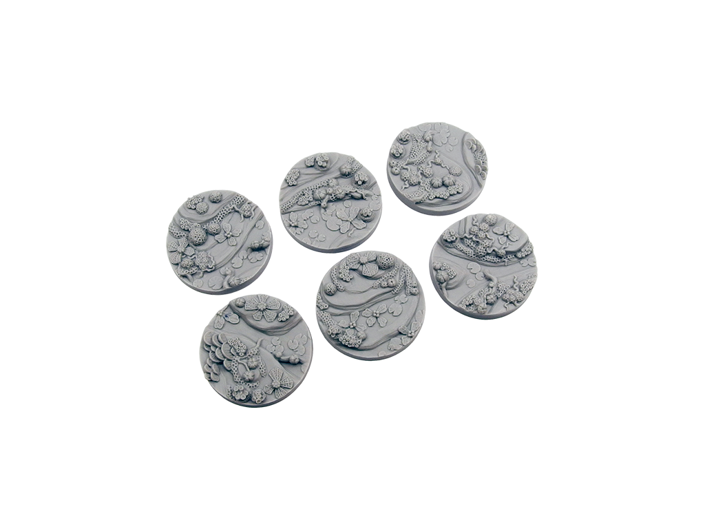 Agreda Bases, Round 40mm (2)