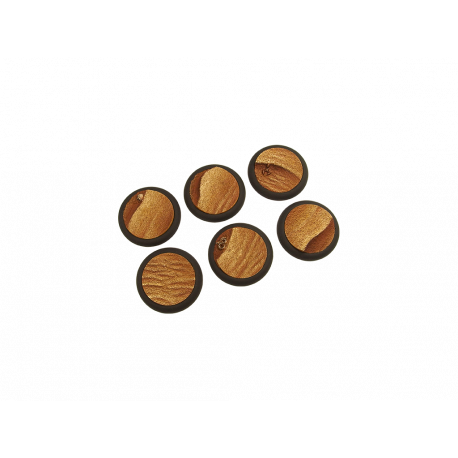 Desert Bases, WRound 40mm (2)