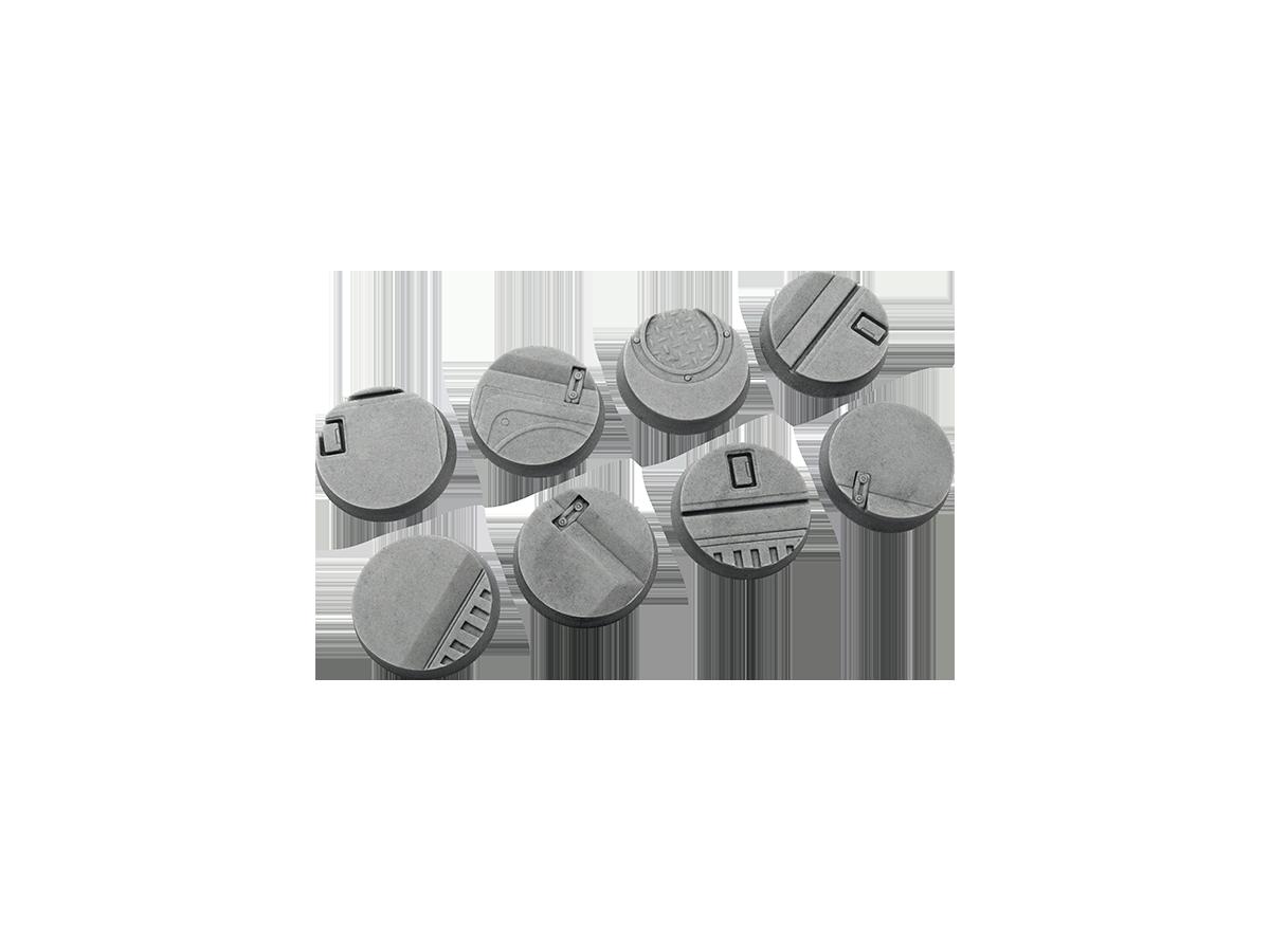 Terminus Bases, Round 32mm (4)