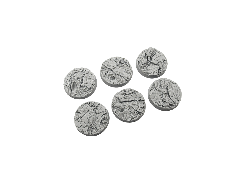 Spooky Bases, Round 40mm (2)