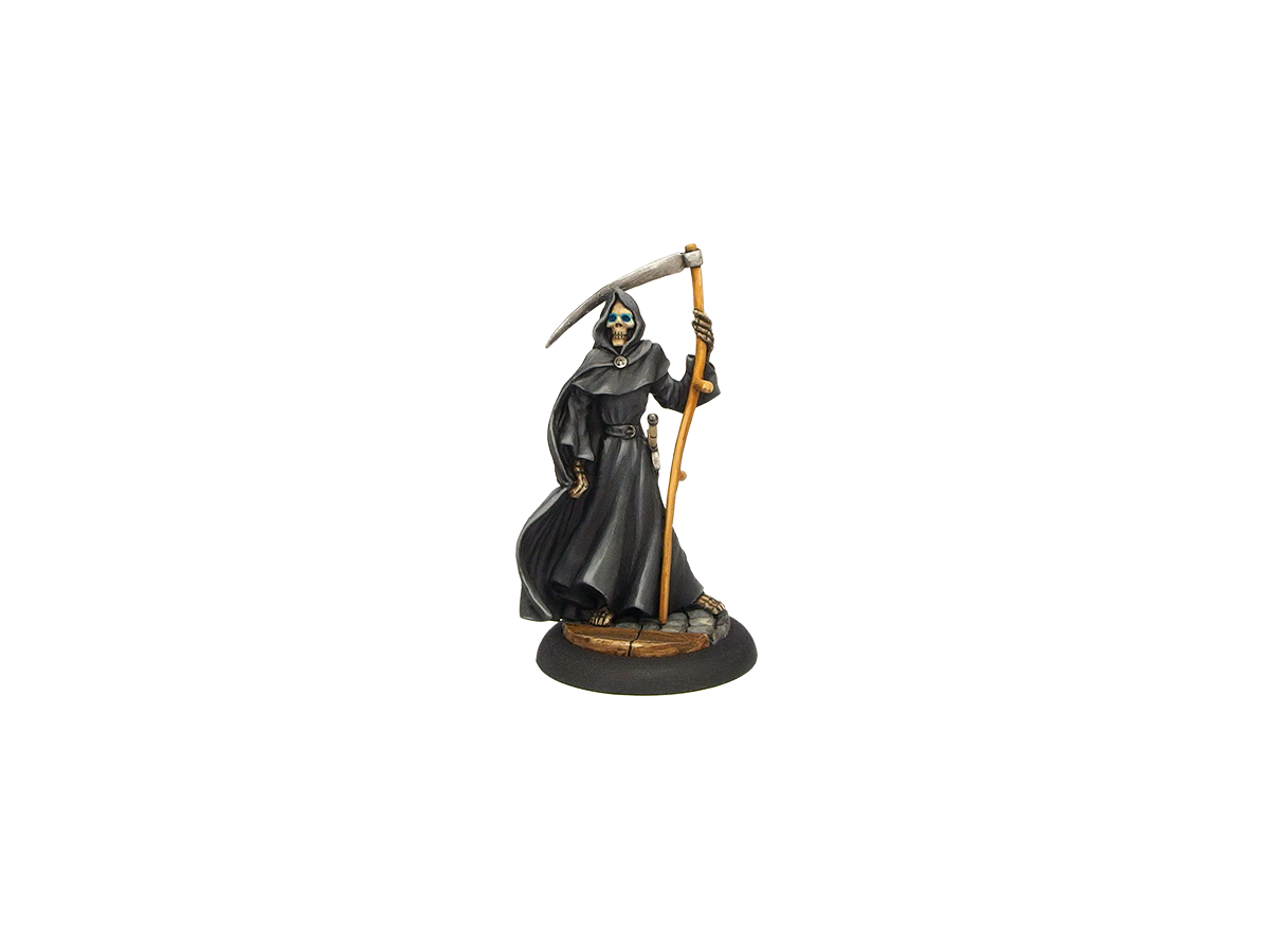 Discworld Death PAINTED (1) w. collectible box