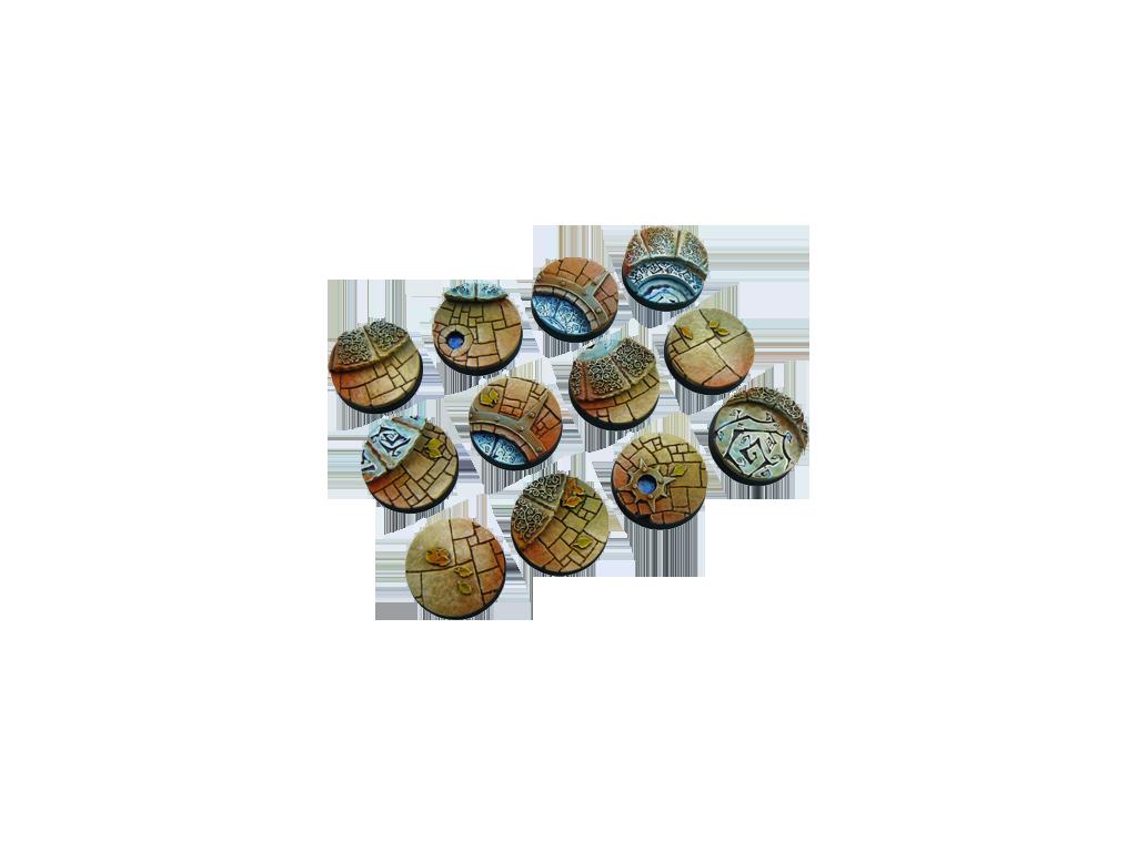 Arcane Bases, Round 25mm (5)