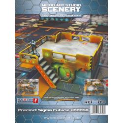 Precinct Sigma - Cubicle
