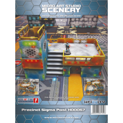 Precinct Sigma Post Manual