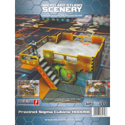 Precinct Sigma Cubicle Manual