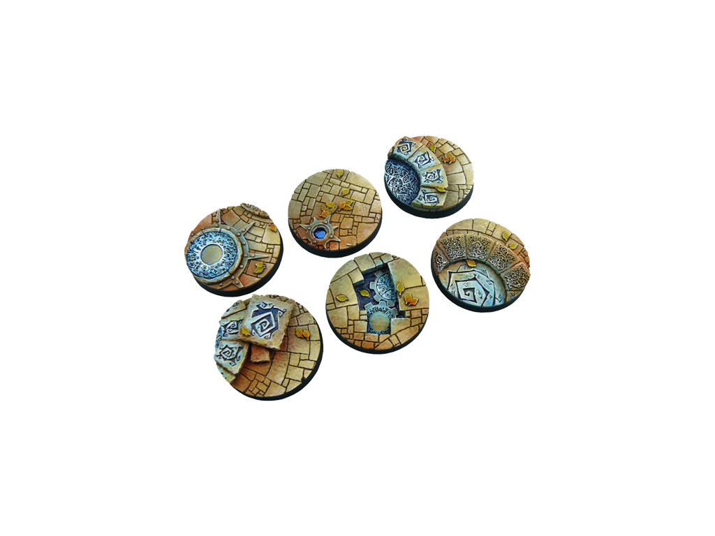 Arcane Bases, Round 40mm (2)