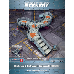 District 5 Catwalk Special - ASSEMBLY INSTRUCTION