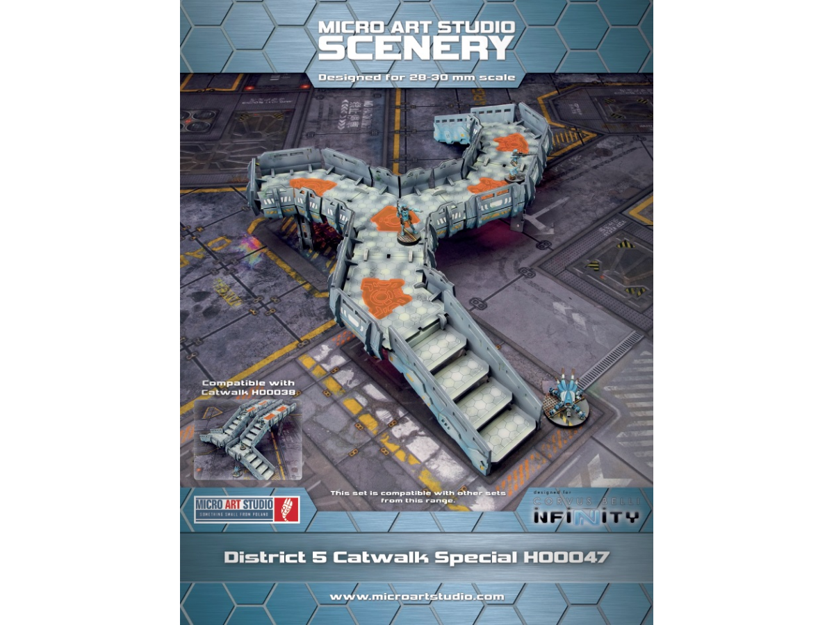 District 5 Catwalk Special Manual