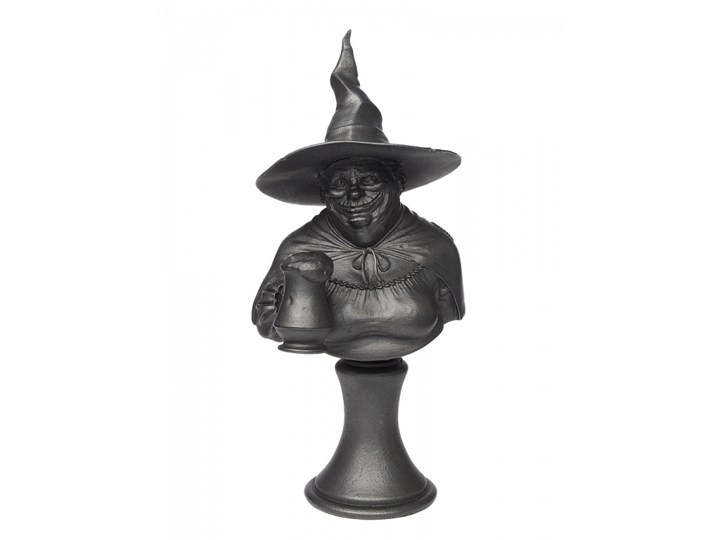 Discworld Nanny Ogg Bust METALLIZED (1)