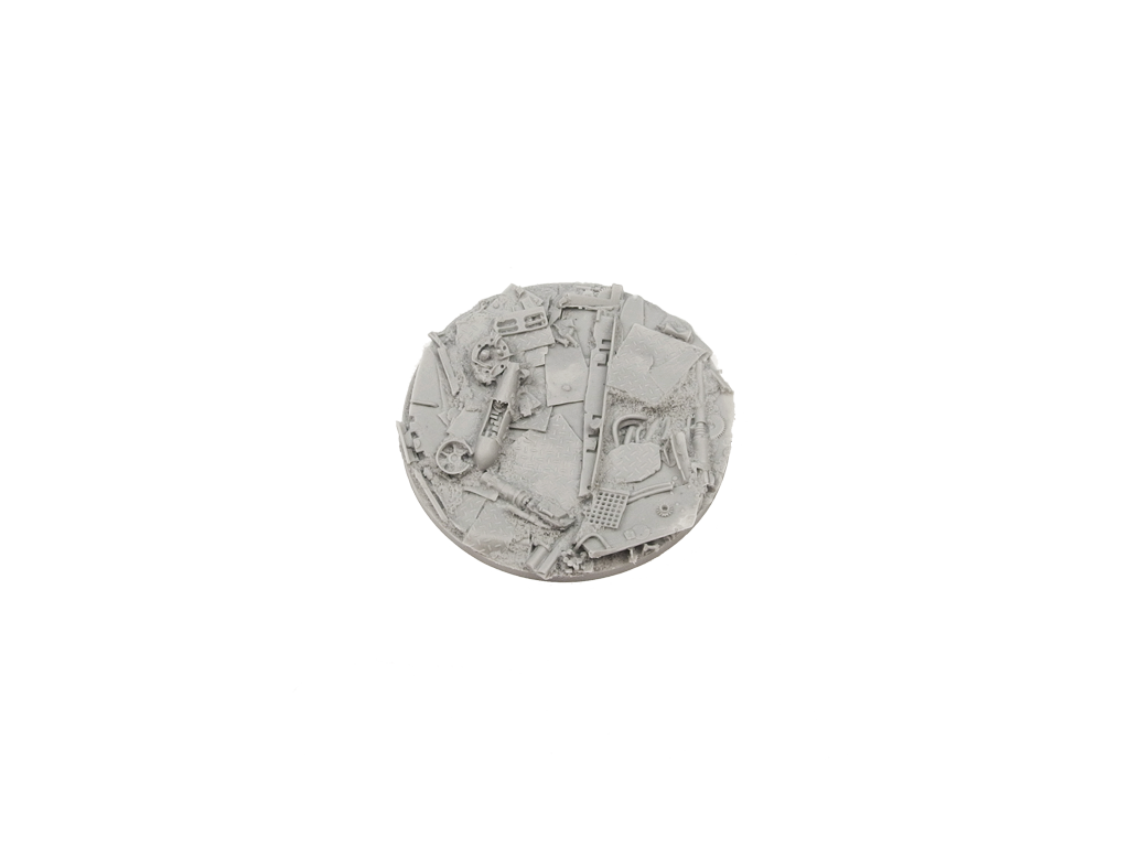 Scrapyard Bases, Round 70mm (1)