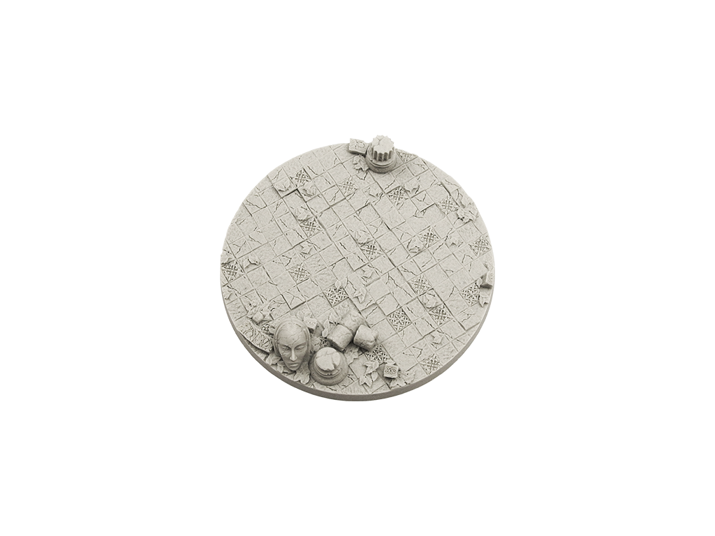 Ancient Base Round 100mm (1)