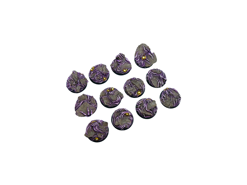 Possessed Bases, Round 25mm (5)