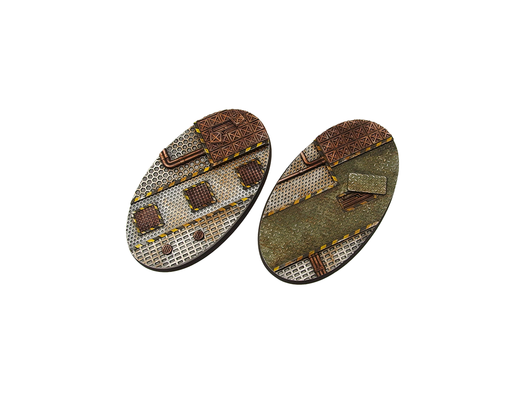 Tech Bases, Oval 90mm (2)