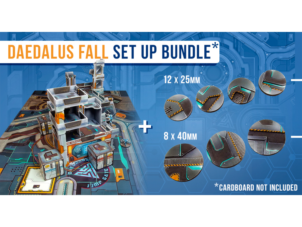 Daedalus Fall Set Up Bundle - PREORDER