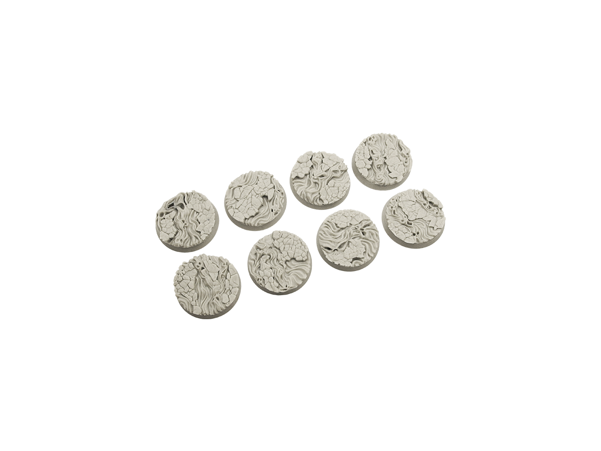 Spooky Bases, Round 32mm (4)