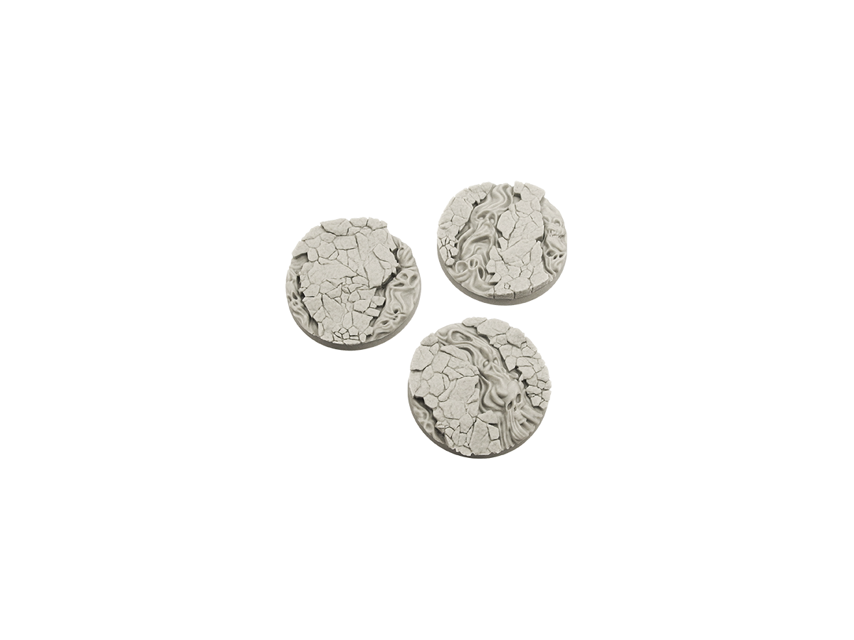 Spooky Bases, Round 50mm (2)